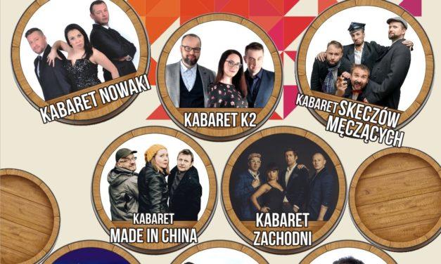 Stolica Polskiego Kabaretu. Zielona Góra 2019